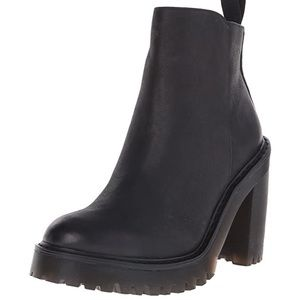 Dr. Martens Womens Magdalena Ankle Bootie, size 8